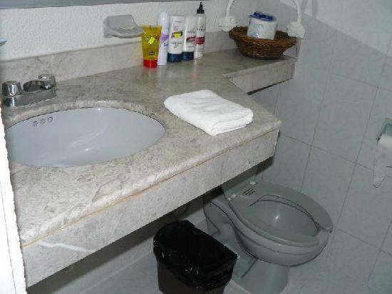 Molcas: Baño