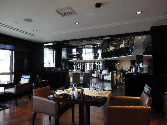 Fairmont Nile City: Private lounge