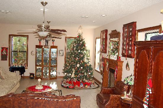 Cinnamon Inn Bed & Breakfast : Christmas at the Inn