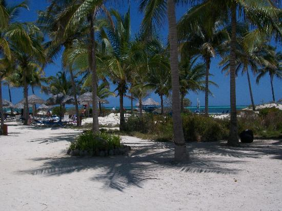Melia Cayo Guillermo : View from room
