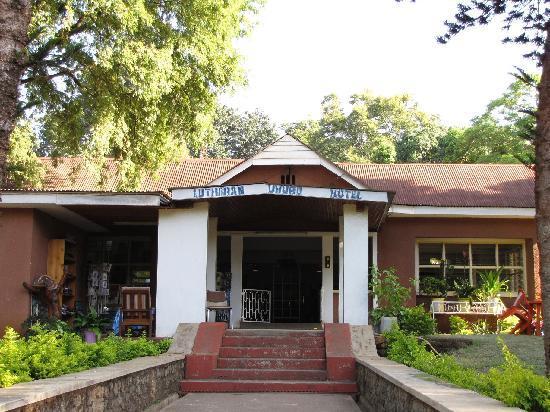 Lutheran Uhuru Hostel: Lobby building