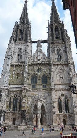 Regensburg, il duomo di St. Peter