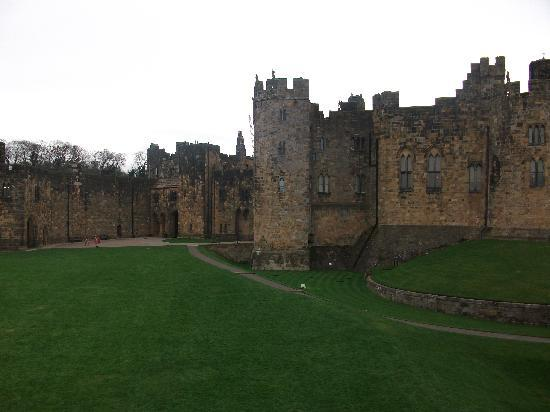 Percy Terrace Bed & Breakfast Alnwick: Had an amazing time checking out Alnwick Castle.