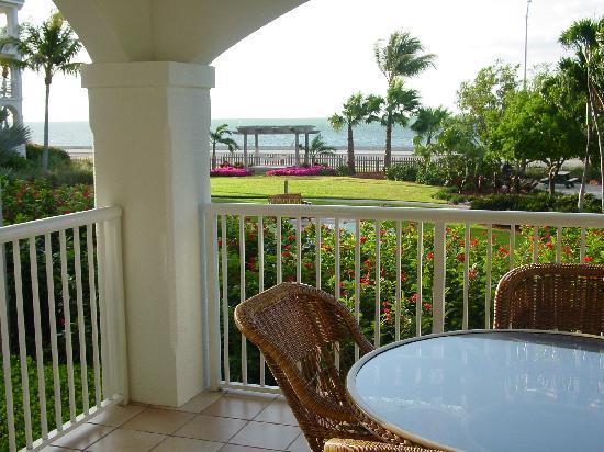 هياة وايندورد بوينتي: View from our veranda