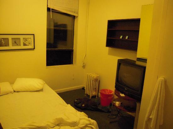 Candy Hostel: la chambre