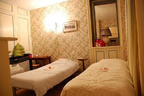 Manoir de Graincourt : the kids bedroom