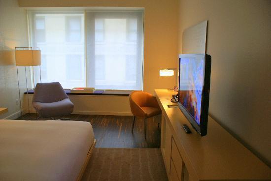 Andaz Wall Street: Hotel Room