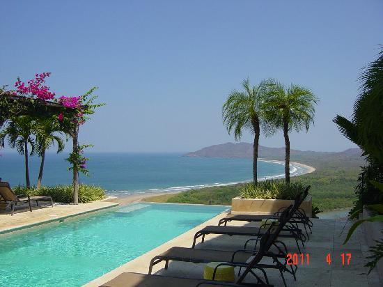 Tamarindo, Costa Rica : The house had an amazing view!