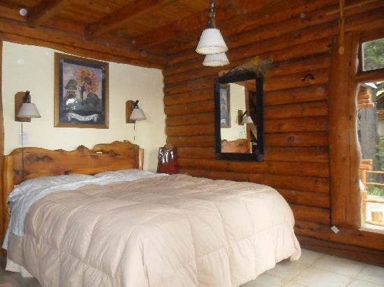 Cabañas Terrazas del Campanario: un dormitorio soñado