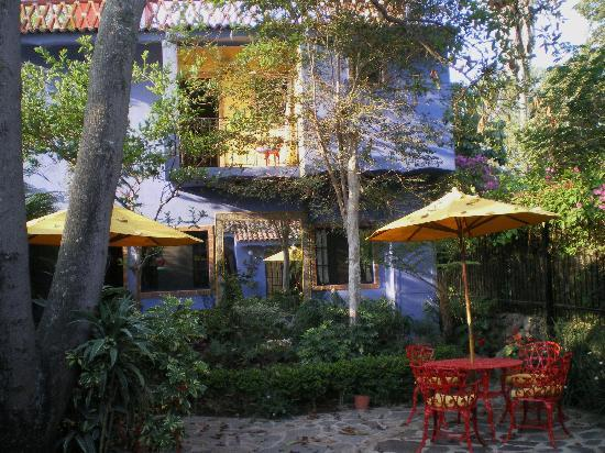 Estrellita's Bed & Breakfast : relax after a busy day