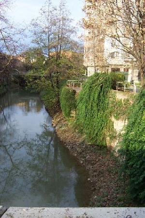 Padua, إيطاليا: Canal