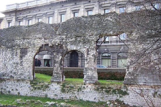 Padua, Italia: Roman Arena