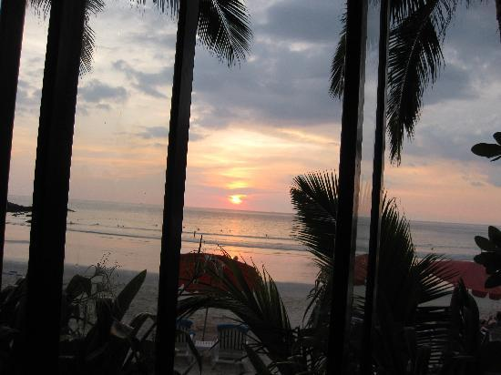 The Boathouse Phuket : Superb sunset