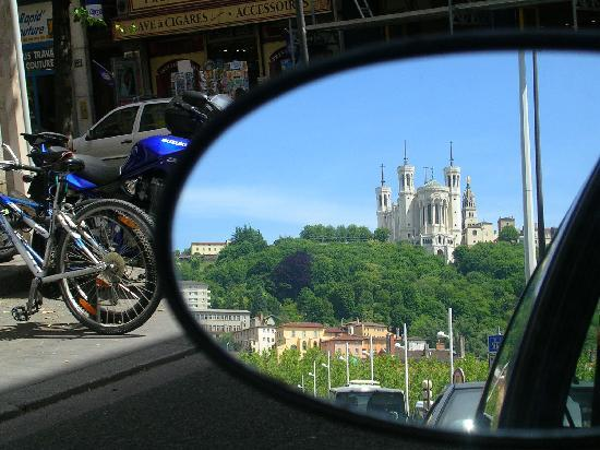 Lyon, Francja: Fourvière