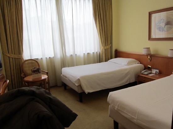 Atahotels Fiera: ツインのお部屋