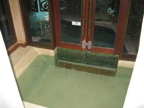 Sawasdee Village : accès direst piscine