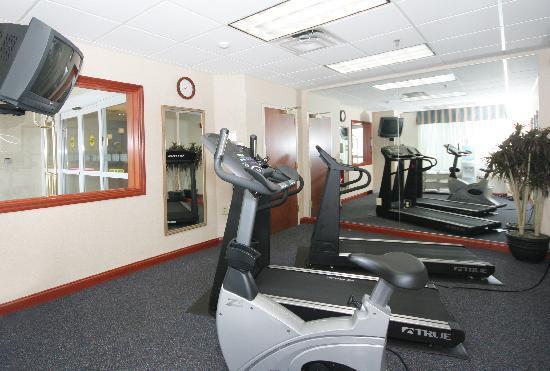 Holiday Inn Express Walterboro: Fitness Center