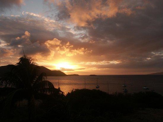 Boone Vacances: Un coucher de soleil