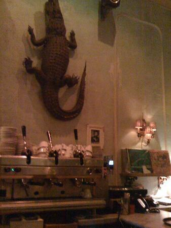 Cafe Gitane Jane Street