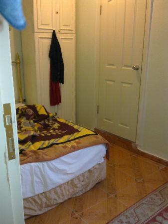 Askin Hotel: Einzelzimmer