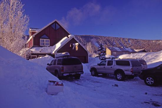 The Ruby of Crested Butte - A Luxury B&B: Another Early Morning Shot