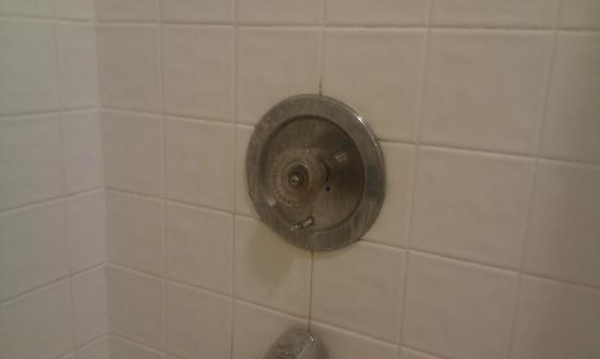 Pineapple Beach Club Antigua: Shower / bath
