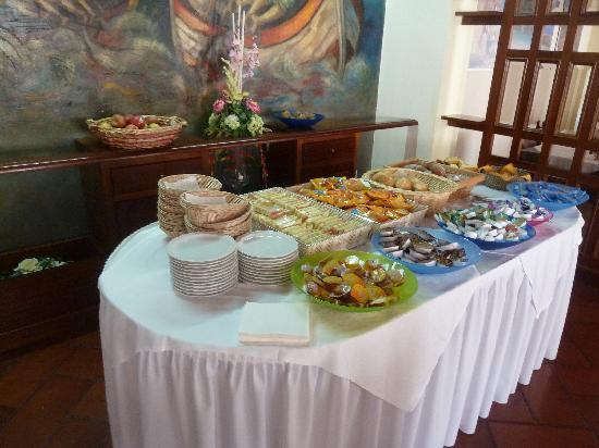 Hotel Nettuno : Freuhstuecksbuffet