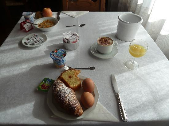 Hotel Nettuno: Freuhstueck
