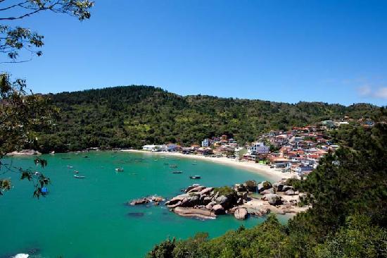Ponta dos Ganchos Exclusive Resort: Breakfast view