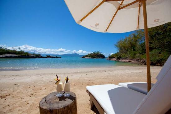 Ponta dos Ganchos Exclusive Resort: The Beach