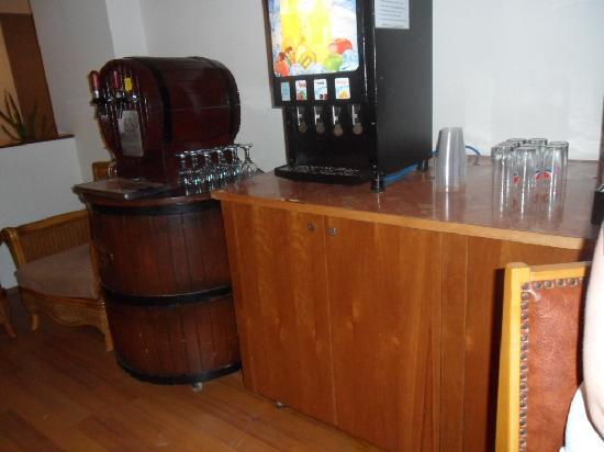 Hotel Monachus & spa: Drinks