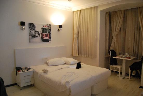 Hot Suites Taksim: my room