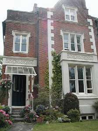 The Waltons: This Grade II listed house was built in 1840.