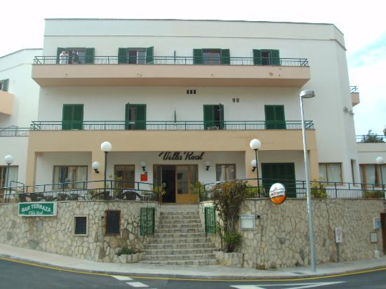 Hotel Villa Real: hotel front
