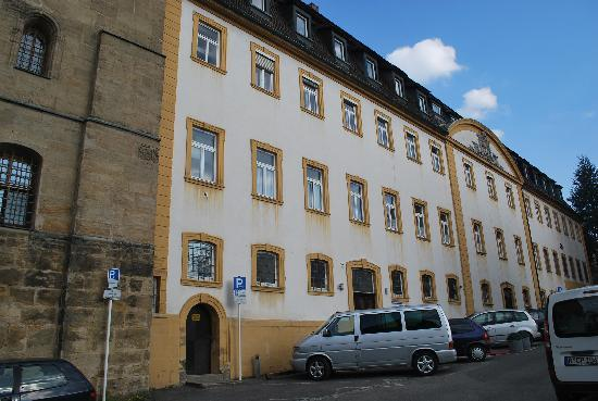 Arkaden Hotel im Kloster: Hotel from the outside