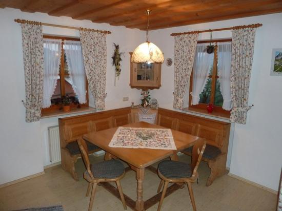 Landhaus Furberger : Stube