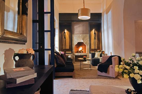 Riad Capaldi: Living-room