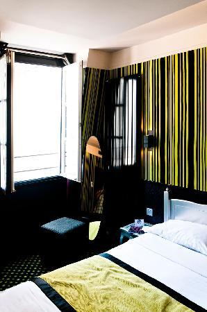 Hotel Design Sorbonne: Small but perfectly formed