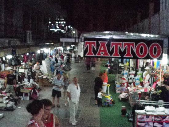 Icmeler, Turquía: Underground Market