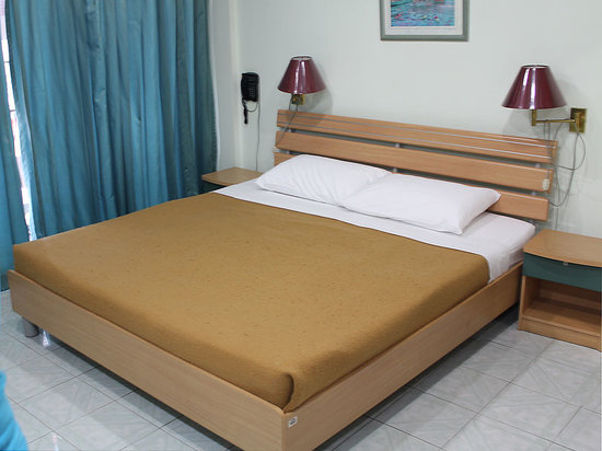 Euro Bakery Guesthouse: Double room