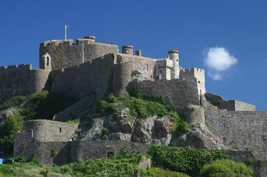 Τζέρσεϋ, UK: Mont Orgueil Castle - Gorey