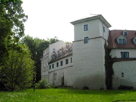 Hotel Schloss Schweinsburg: Teilansicht Schloss Schweinsburg