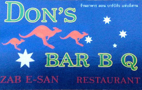 Don's Bar B Q