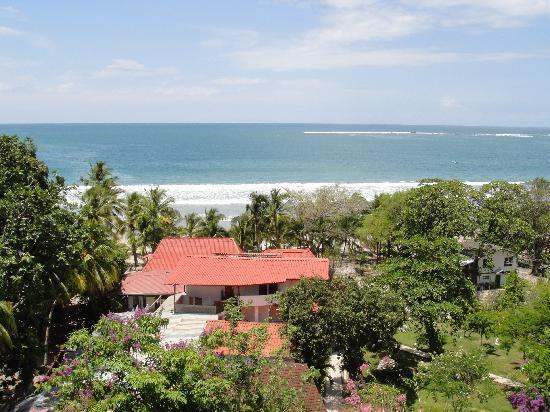 """Hotel Las Brisas del Pacifico: Ausblick vom """"Sky Room"""""""
