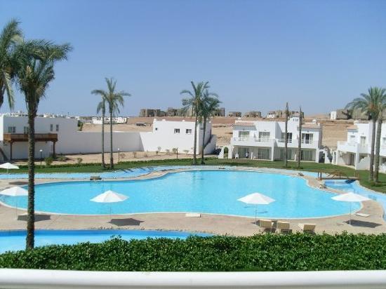Sharm-el-Sheikh, Egypte: naama