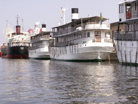 Stromma - The Paddan Tour: Unterwegs