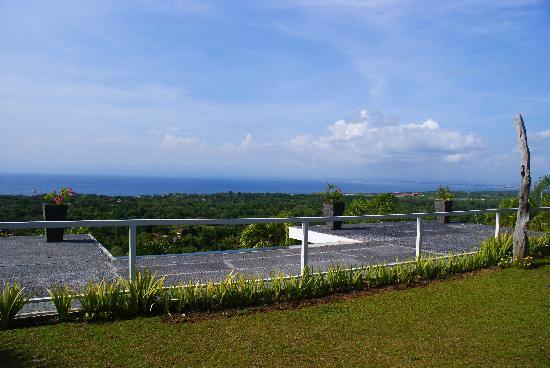 Castello Matasapi Villas: Ocean View