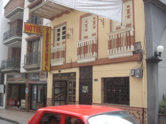 Santa Rosa de Cabal, كولومبيا: ホテル外観