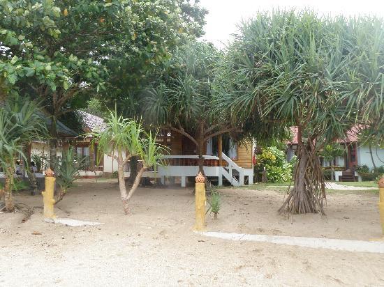Lanta Miami Bungalows: Our bungalow