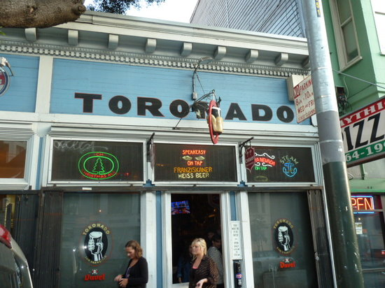 Photo of Nightclub Toronado at 547 Haight St, San Francisco, CA 94117, United States